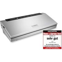 CASO DESIGN GourmetVAC 280 Vakuumierer Schwarz, Silber
