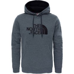 The North Face  - M Drew Peak Pullover Hoodie Tnf Medium Grey Heather (Std)/Tnf Black  - XL
