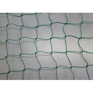 Katzennetz Katzenschutznetz Balkonnetz - grün - Masche 5 cm - Stärke: 1,2 mm - Breite: 2,00 m Meterware