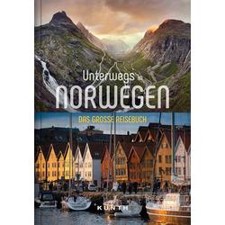 Unterwegs in Norwegen als Buch von