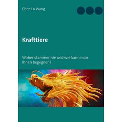 Krafttiere als Buch von Chen Lu Wang