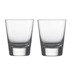 SCHOTT ZWIESEL Whisky Tumbler 2er SET Whiskyglas Inhalt 285 ml