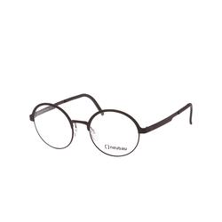 Neubau Eyewear Flo T 031/75 9340, inkl. Gläser, Runde Brille, Unisex