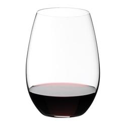 RIEDEL Glas Gläser-Set O Syrah Shiraz 2er Set, Kristallglas weiß