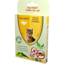 Ecto-MAX Floh/ Zecken Halsband für Katzen