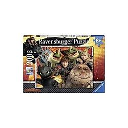 Dragons  Hicks  Astrid und die Drachen (Kinderpuzzle)