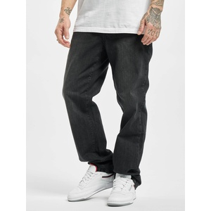 Urban Classics Loose Fit Jeans Männer  Loose Fit in schwarz