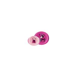 TELLERSET 2tlg.rosa chicco 1 St