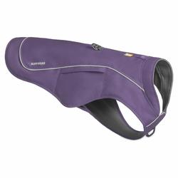 Ruffwear Hundejacke Overcoat Fuse™ Jacket Purple Sage, Größe: L