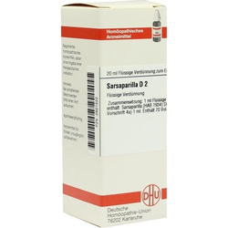 SARSAPARILLA D 2