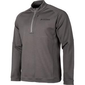 Klim Teton Merino Wool S21, Funktionsshirt - Dunkelgrau - L