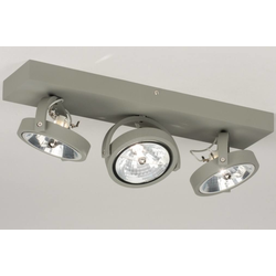 Spot Sale Industrielook Modern Coole Lampen Grob Aluminium Metall 72762