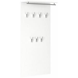 Schildmeyer Garderobenpaneel Danu, Breite 60 cm weiß