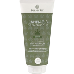 DERMASEL Cannabis Dusche Hanf/Ginkgo