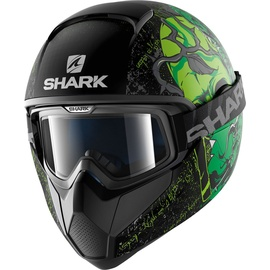 SHARK Vancore Ashtan Mat-Black/Green
