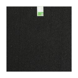 acerto® Gummimatte Waschmaschinenmatte aus Gummigranulaten 60 x 60 x 0,6cm