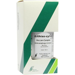 Lithias-cyl L Ho-Len-Complex Entkrampfungskomplex