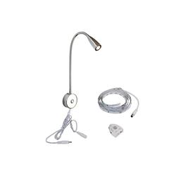 VBLED LED Leselampe, LED Leselampe + 1,5m Streifen und Bewegungssensor