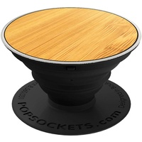 PopSockets Grip Wood Bamboo