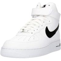 Nike Men's Air Force 1 High '07 white-black/ white, 44.5