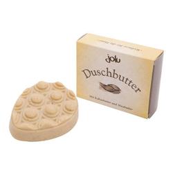 jolu Naturkosmetik Duschbutter ohne Duft 100g