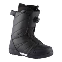 Rossignol - Crank Boa H3 Black 2 - Herren Snowboard Boots - Größe: 12 US
