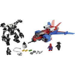 76150 LEGO® MARVEL SUPER HEROES Marvel Heroes Spiderman jet