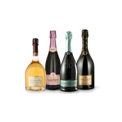 Best of Franciacorta - 4 Franciacorta Weine von höchster Qualität