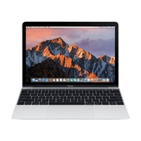 "MacBook Retina (2017) 12,0"" m3 1,2GHz 8GB RAM 256GB SSD Silber"