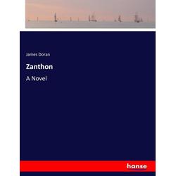 Zanthon als Buch von James Doran