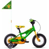 12 Zoll RH 18 cm riotgreen/yellow/riotred