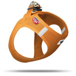 Curli Vest Geschirr Air-Mesh orange, Größe: S