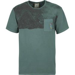 E9 Stripe-9 Men T-Shirt sage green
