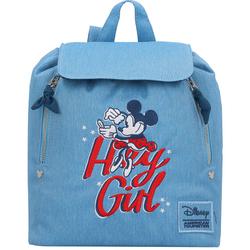 American Tourister Modern Glow Disney City Rucksack 27 cm minnie-darling-blue