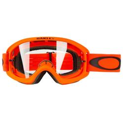 Oakley Kids Crossbrille O Frame 2.0 Pro XS MX Moto Orange - Klar Anti-Fog