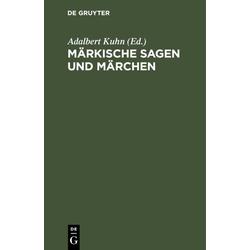 Märkische Sagen und Märchen als Buch von