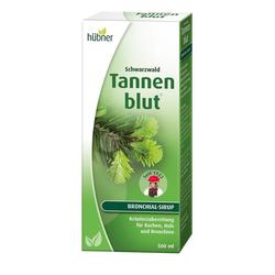 Hübner - Tannenblut® Bronchial-Sirup - 500 ml