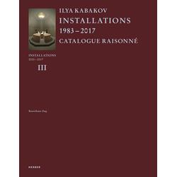 Ilya Kabakov als Buch von