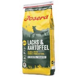 Josera Lachs & Kartoffel getreidefreies Hundefutter (2 x 15 kg)