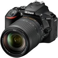 Nikon D5600 + AF-S DX 18-140 mm ED VR
