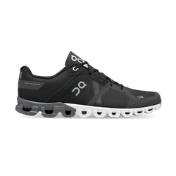 ON Laufschuhe/Sneaker Herren Cloudflow Black / Asphalt - 42,5