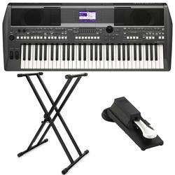 Yamaha PSR-S670 Keyboard Set