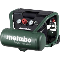 Metabo Druckluft-Kompressor Power 180-5W OF 5l 8 bar