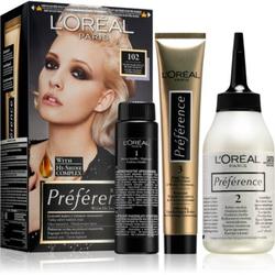 L'Oréal Paris Préférence Haarfarbe Farbton 102