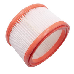 vhbw Staubsaugerfilter passend für Fein SQ 450-21, Scheppach Wovota 4 Staubsauger Filterelement
