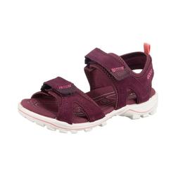 MyToys-COLLECTION Sandalen für Jungen von ecco Sandale lila 34