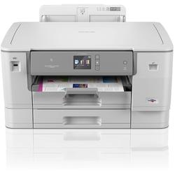 Brother Tintenstrahldrucker HL-J6000DW DIN A3 Tintenstrahldrucker grau