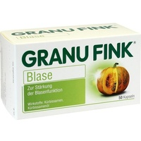 Omega Pharma Deutschland GmbH GRANU FINK Blase Hartkapseln