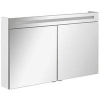 Fackelmann B.clever 120 cm 2 Türen weiß