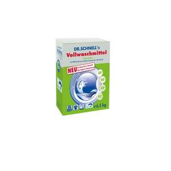 Dr.Schnell Vollwaschmittel 6,5 kg Tragebox
